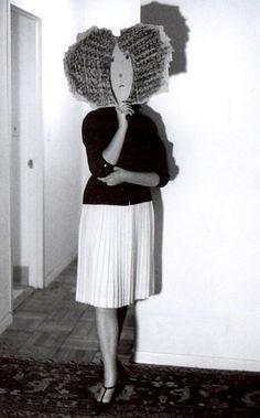 SAUL STEINBERG - PAPER MASKS (1959-65)