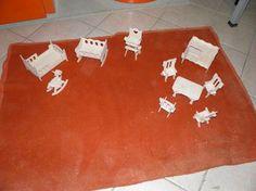 Puppenhausmöbel  Puppenhausmöbel
