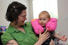 Tutorial: Kid Sized Travel Neck Pillow - Rae Gun Ramblings