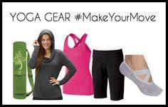 yoga gear sponsored by @kohls