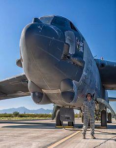 "B-52H 61-007 ""Ghost Rider"""