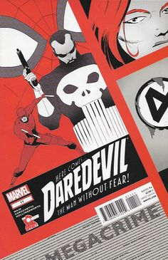 Daredevil # 11 Marvel Now ! Vol. 3