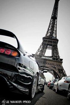 Toyota Supra #Import #Car #FastFurious