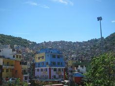 Favela Seattle Skyline, San Francisco Skyline, Travel, Slums, Voyage, Trips, Viajes, Destinations, Traveling