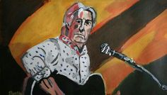 Andy Bown status quo. By Joanna Barker
