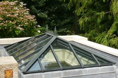 Architectural Glass » Skylights