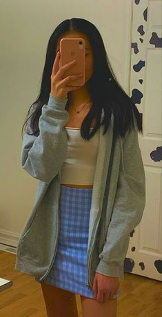 Indie Outfits, Teen Fashion Outfits, Retro Outfits, Girly Outfits, Vintage Outfits, Fashion Fall, Girl Fashion, Cute Comfy Outfits, Stylish Outfits