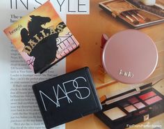 An ode to nude - Benefit Dallas, Tarte Exposed, NARS Douceur | FARFROMPERFECTIONXO | A Beauty, Fashion & Lifestyle Blog |