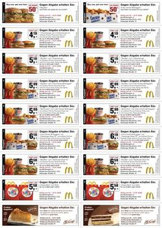 Mcdonalds Coupons Ends of Coupon Promo Codes MAY 2020 ! Of year and golden hamburger Phoenix. and that a of of in introduced 1953 . Free Mcdonalds Coupons, Kfc Coupons, Online Coupons, Discount Coupons, Great Clips Coupons, Love Coupons, Restaurant Deals, Restaurant Coupons, Free Printable Coupons