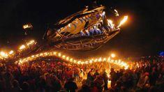 #Burning Man #build interactive #art #diy #robotics