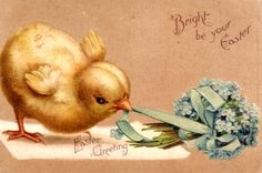 vintage easter images   Have a wonderful weekend and for those who celebrate it, happy Easter!