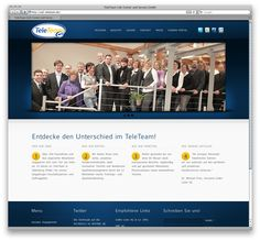 Webdesign TeleTeam Contactcenter http://www.fiebak-medien.de/5084-webdesign-fuer-das-teleteam-contactcenter