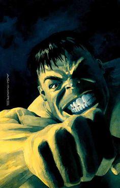 (Hulk Nightmerica #3 Cover) By: Brian Ashmore & Robin Laws