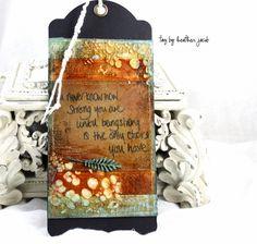 Art Journal Inspiration by Guest Artist Heather Jacob
