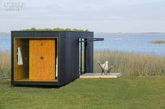 Mini to the Max: MiniMod Prefab by MAPA | Projects | Interior Design