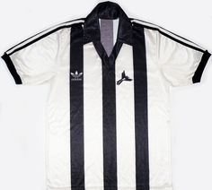 Classic Football Shirts : notts county home 1977 - 78