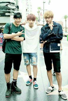 BTS (防弾少年団) - maknae line! - Jimin, Jungkook, V