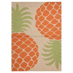 Pineapple Indoor/Outdoor Rug