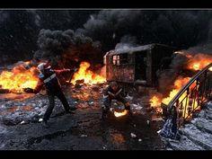 Майдан во французском Нанте
