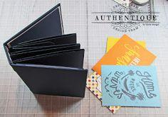 Scraps of Life: Summertime Mini Album Tutorial Mini Photo Albums, Mini Albums Scrap, Diy Mini Album Tutorial, Mini Scrapbook Albums, Pocket Scrapbooking, Envelope Book, Bookbinding Tutorial, Mini Books, Summertime