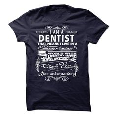 I am a Dentist T-Shirts, Hoodies. BUY IT NOW ==►…