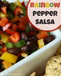 SO QUICK & EASY! A true family favorite, and a perfect last-minute appetizer! Awesome with chips!