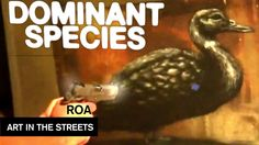 Dominant Species by ROA - Art in the Streets - MOCAtv Ep. 8