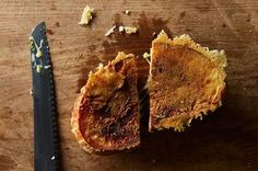 Diva of a Grilled Cheese - https://food52.com/recipes/61235-ruth-reichl-s-diva-of-a-grilled-cheese