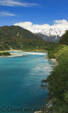 True Colors  Entlang der Westküste Neuseelands zu den Jade-Schnitzern von Hokitika und weiter zum Franz Josef.