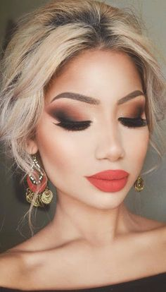 beauty makeup idea