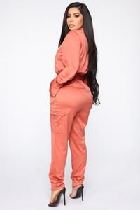 Available In Taupe And MarsalaSatin Cargo JumpsuitCollaredLong SleeveButton FrontD-Ring BeltElastic WaistCuffed LegNon PolyesterImported Jean Sandals, Fashion Nova Models, Nova Jeans, Butt Workout, Marsala, Cut And Style, Gorgeous Women, Beautiful, Me As A Girlfriend