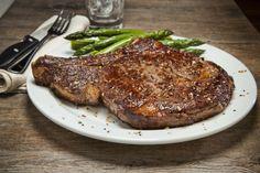 Our Classic Bone-In Ribsteak Restaurants Gastronomiques, Fine Dining, Food Photo, Steak, Saint Laurent, Classic, Grilling, Food, Kitchens