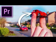 Lift up CARS like ZACH KING | Premiere Pro Tutorial - YouTube