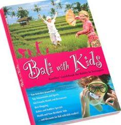 Bali with kids guidebook Make Happy, Happy Kids, Bali With Kids, Bali Travel, Guide Book, Hotel Reviews, Best Hotels, Santorini, Travel Guides