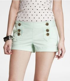 2 INCH STRETCH COTTON SAILOR SHORTS | Express