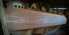 'Chestnut Bob Special' | The building of a strip built canoe by Keith Naylor
