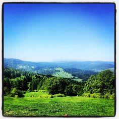 #Beskid sądecki - lato w górach 2013 - #wierchomla - www.wierchomla.com.pl