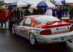 Dodge Stratus As Seen In The 1996 And 1997 North American Touring Car Championship