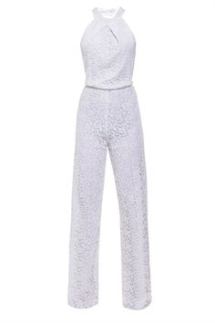Macacão Decote Costas Renda Branco - roupas-macacao-macacao-decote-costas-renda-branco Iorane