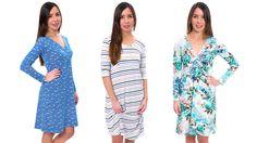 Rosa P. näht mit dir in unter 3 Stunden ein einfaches Kleid als Grundschnitt und 3 weitere Varianten.