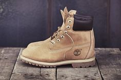 "Women's 6"" Premium Waterproof Boot - The icon of Timberland, proven to endure. LOVE IT"