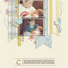 Scrapbooking Inspiration: July 2, 2012 - Club CK Blog - Club CK - The Online Community and Scrapbook Club from Creating Keepsakes