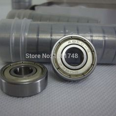 10 Pcs ABEC-9 608 8*22*7mm Bearing with Dual-side Dustproof Cover Bearings for Inline Roller Skates Patines Scooter Skateboard