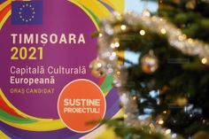 Robu le cere oamenilor de afaceri sa sara cu bani pentru proiectul Capitala Culturala Europeana Christmas Bulbs, Holiday Decor, Pray, Christmas Light Bulbs