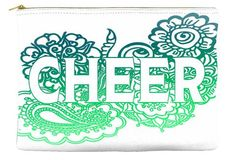 Cheer Doodle Accessory bags