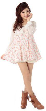 Liz Lisa 2013 Vol. Mori Girl Fashion, Lolita Fashion, Cute Fashion, Japanese Fashion, Asian Fashion, Popteen, Liz Lisa, Pretty And Cute, Girly Girl