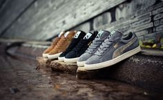 Solebox x PUMA States Collection