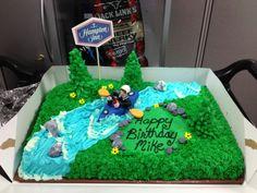 Hampton Inn Happy Birthday Cake