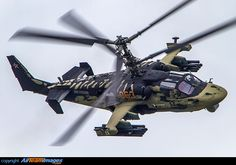 100%™ Kamov Ka-52 Alligator | Russian helicopters