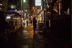 Rainy in Tokyo